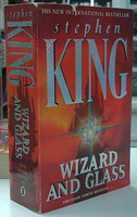 The Dark Tower Wizard and Glass - Stephen King  (used)