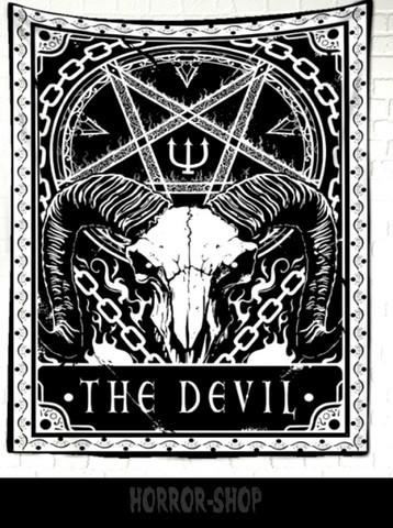 Devil seinälippu