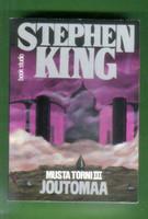 Musta torni III: Joutomaa (Stephen King, käytetty)