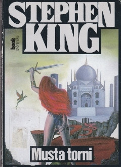 Musta Torni by Stephen King (used)