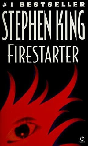 Firestarter by Stephen King (käytetty)