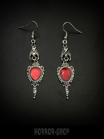 Blood of the Vampire earrings