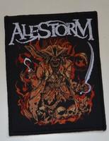 ALESTORM - Beer Pirate -kangasmerkki