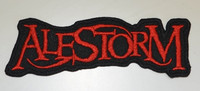 ALESTORM logo -patch