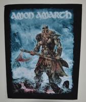 AMON AMARTH Jomsviking -back patch