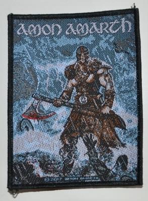 AMON AMARTH Jomsviking -patch