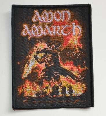 AMON AMARTH Surtur Rising -patch