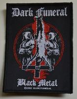 Dark Funeral Black Metal -patch