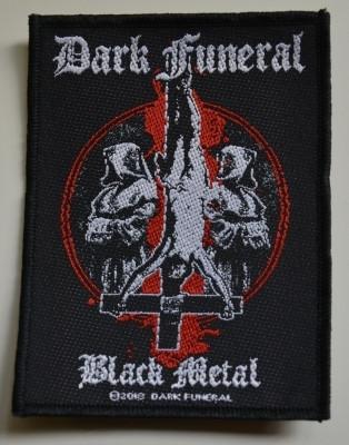 Dark Funeral Black Metal -kangasmerkki