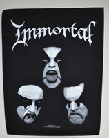 Immortal Blashyrkh back patch