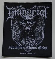 Immortal Northern chaos gods kangasmerkki
