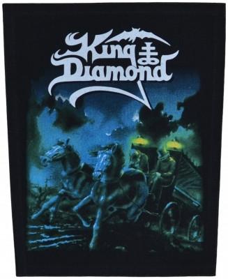 King Diamond abigail back patch