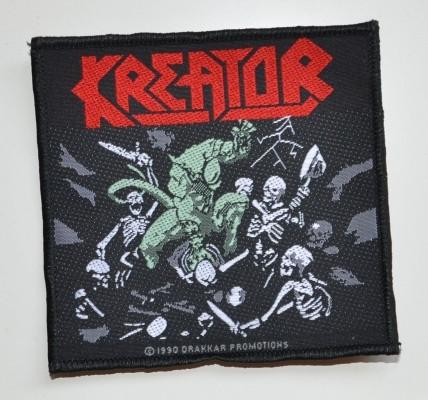 Kreator Pleasure to kill patch
