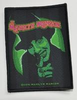 Marilyn Manson Smells like children patch
