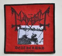 Mayhem Deathcrush patch