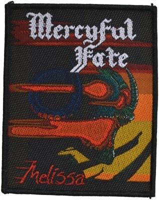 Mercyful Fate Melissa patch