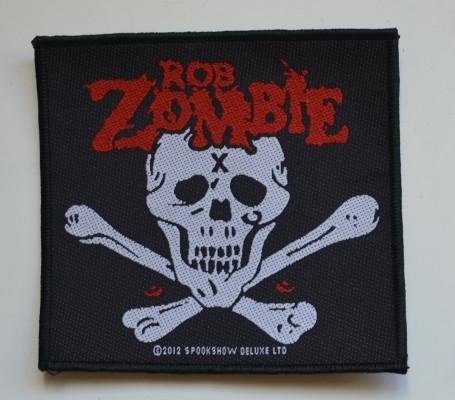 Rob Zombie Dead Return kangasmerkki