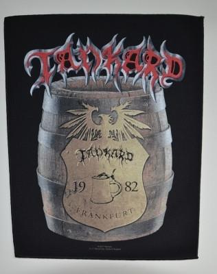 Tankard Beerbarrel selkälippu