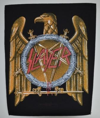 Slayer Golden eagle backpatch