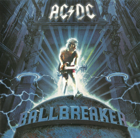 AC/DC – Ballbreaker CD (used)