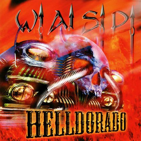 W.A.S.P. – Helldorado (CD, kääytetty)