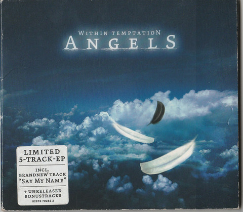 Within Temptation – Angels (CD, used)