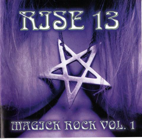 Rise 13 - Magick Rock Vol.1 (CD, käytetty)