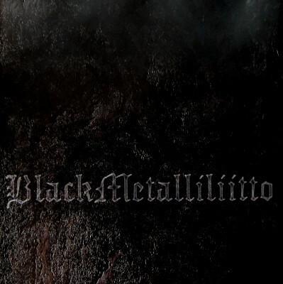 BlackMetalliliitto CD (used)