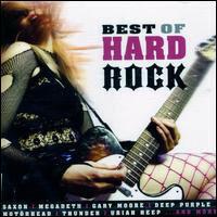 Various – Best Of Hard Rock CD (käytetty)
