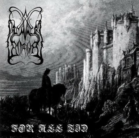 Dimmu Borgir – For All Tid(CD, used)