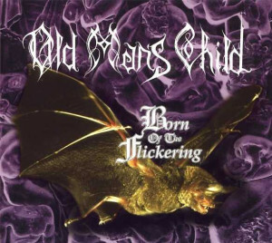 Old Man's Child – Born Of The Flickering (CD, käytetty)