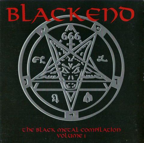Blackend: The Black Metal Compilation Volume 1 (CD, used)