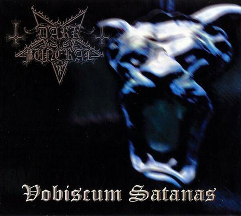 Dark Funeral – Vobiscum Satanas (CD, used)
