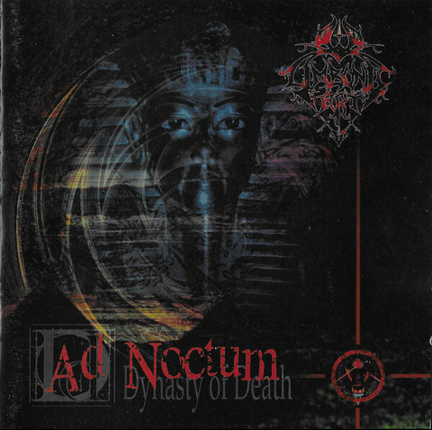 Ad Noctum - Dynasty Of Death (CD, käytetty)