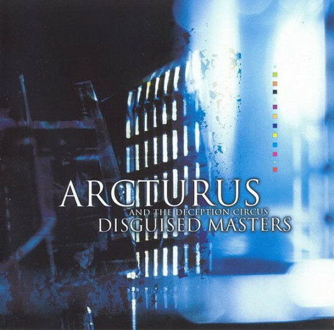 Arcturus  And The Deception Circus – Disguised Masters (CD, used)