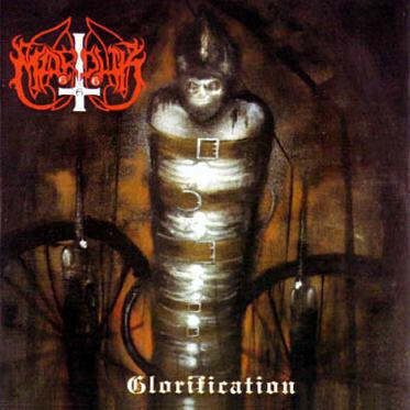 Marduk – Glorification (CD, used)