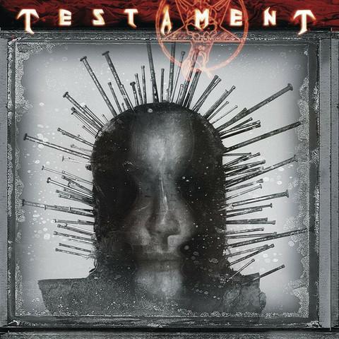 Testament  – Demonic (CD, used)