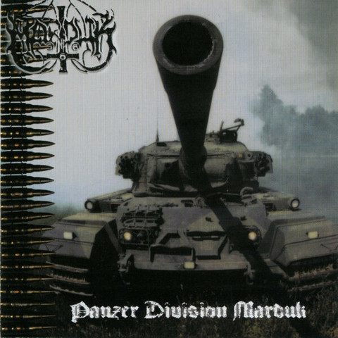 Marduk – Panzer Division (CD, used)