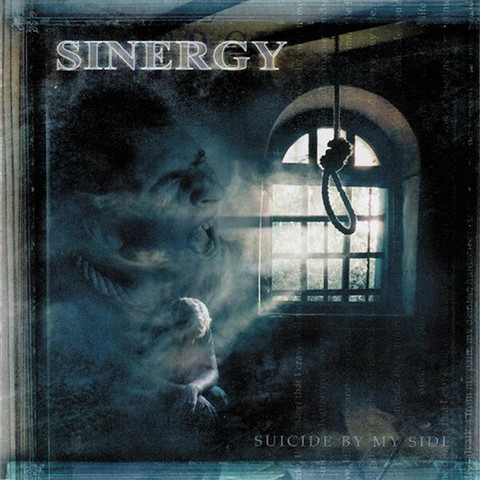 Sinergy  – Suicide By My Side (CD, used)