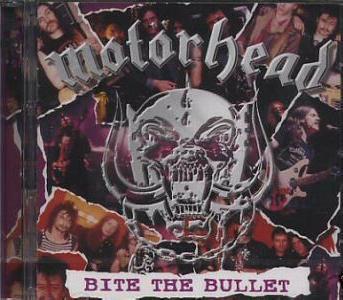 Motörhead – Bite The Bullet (CD, used)