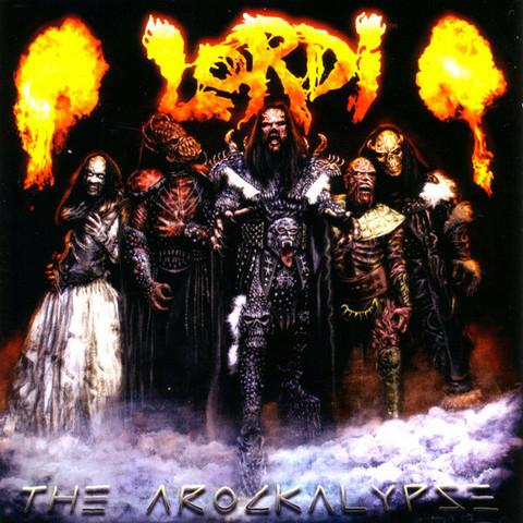 Lordi – The Arockalypse (CD, used)