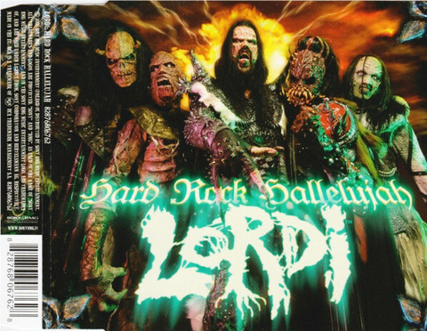 Lordi – Hard Rock Hallelujah (CD, used)