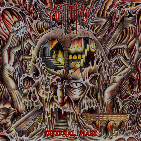 Witheria – Infernal Maze Cd (used)