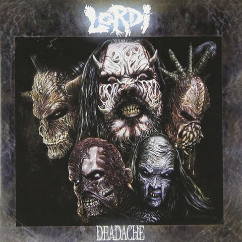 Lordi – Deadache (CD, käytetty)