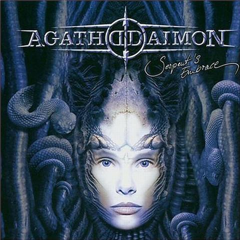 Agathodaimon – Serpent's Embrace (CD, käytetty)