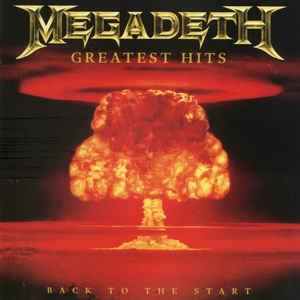 Megadeth – Greatest Hits: Back To The Start CD (käytetty)
