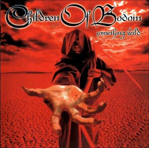 Children Of Bodom – Something Wild (CD, käytetty)