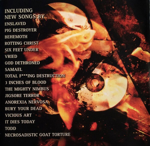 Terrorizer : Fear Candy 09 - November 2004 CD (used)