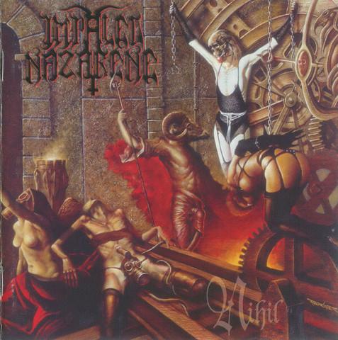 Impaled Nazarene – Nihil (CD, new)