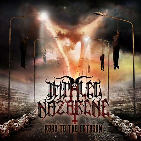 Impaled Nazarene – Road To The Octagon (CD, new)